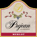 Prejean Winery Merlot