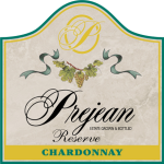 Prejean Winery Reserve Chardonnay